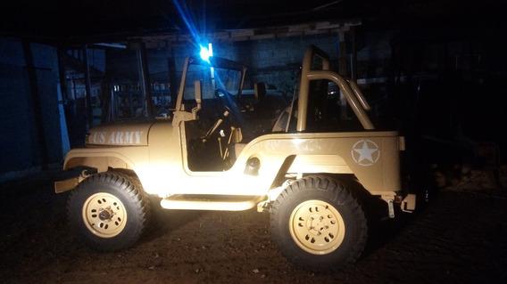 Jeep Ano 83 Original