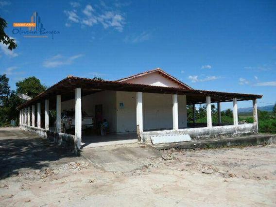 Chácara Com 2 Dormitórios À Venda, 242000 M² Por R$ 400.000,00 - Zona Rural - Niquelândia/go - Ch0021