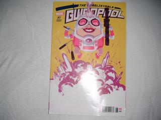 Comic The Unbelievable Gwenpool #7 Portada Variante