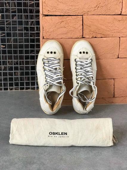 Tênis Osklen Original Tecido Tamanho 34