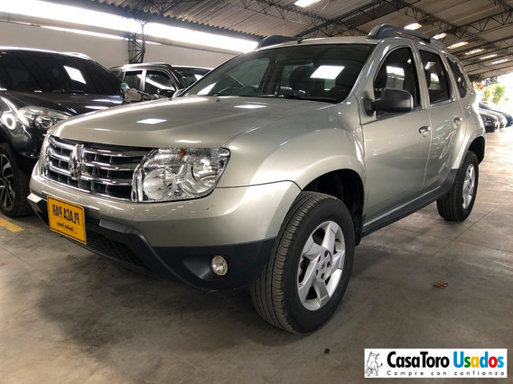 Renault Duster Expression 4x2 1600cc 2016