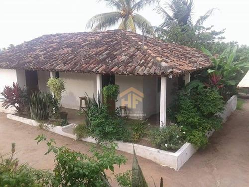 Sítio Com 02 Casas Em Glória Do Goitá, Pernambuco - Ch0022