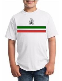 Camiseta Niño Selección México