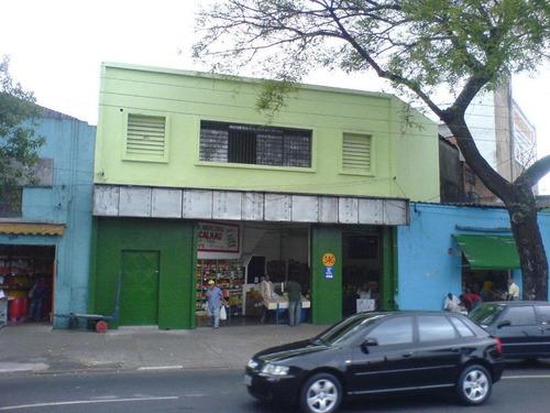 Galpão Comercial À Venda, Brás, São Paulo. - Ga0111