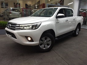 Toyota Hilux 2.8 Tdi Cabina Doble At 2018