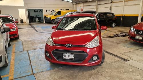 Imagen 1 de 15 de Hyundai Grand I10 2017 1.3 Gls Mt