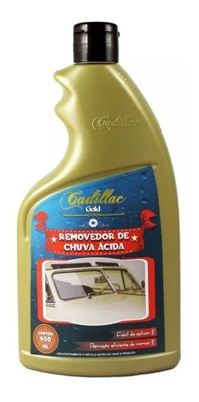 Removedor De Chuva Ácida 650ml Cadillac Qualidade Garantida