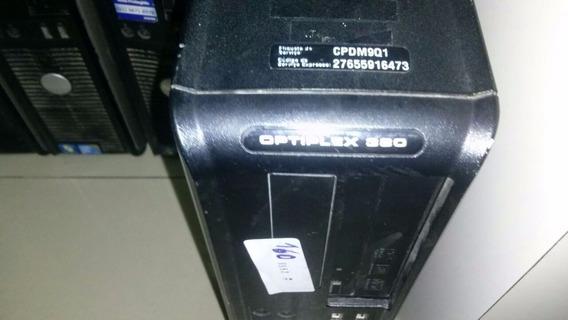 Computador Optiflex 380