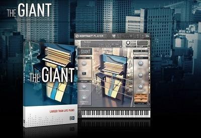 Samples Livraria The Giant Kontakt Completa
