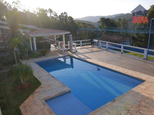 Chácara Com 3 Dormitórios À Venda, 1000 M² Por R$ 1.200.000 - Oasis Paulista - Mairiporã/sp - Ch0317