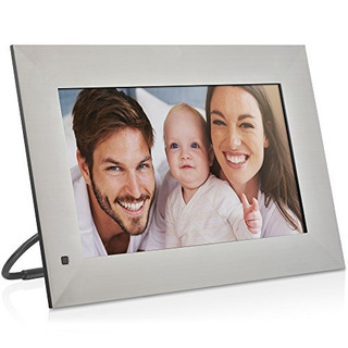Nix Lux 133 Pulgadas Digital Photo Full Hd Video Frame Sin