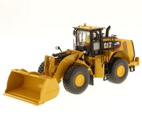 Carregadeira 980k Caterpillar Esc 1:50 - Trator Miniatura