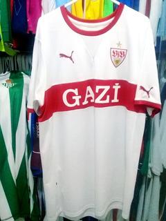 Camisa De Futebol Do Stuttgart (alemanha)oficial De Jogo