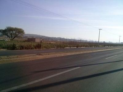 Terreno En Venta Carretera Los Reyes - Zumpango
