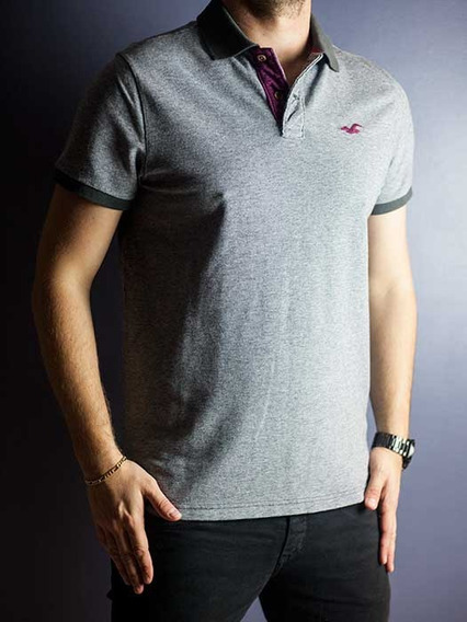 Camisa Polo Hollister Tam: Gg ( Xl )