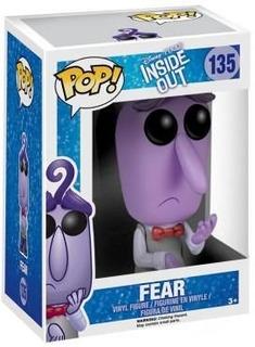 Funko Pop! Fear 135- Disney Pixar Inside Out-