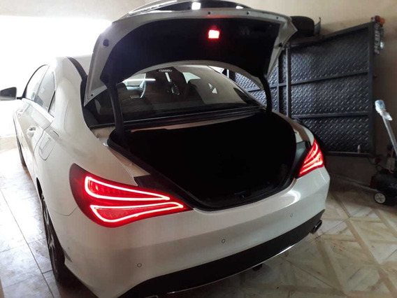 Mercedes-benz Clase Cla 1.6 Cla200 Coupe Urban 156cv Mt 2015