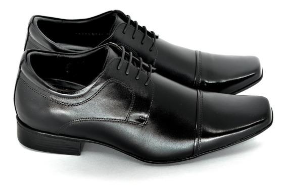 Sapato Jota Pe + 6,5cm Altura Air Vinitti Couro Carneiro