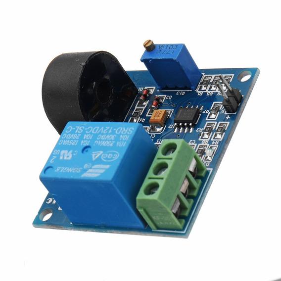 Módulo Sensor Proteção Sobrecarga Da Dc 12v 5a Saída Atual D