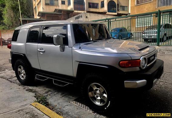 Toyota Fj Cruiser Sincronico