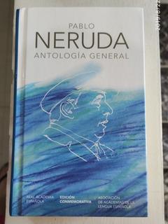Antología General Pablo Neruda
