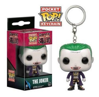 Funko Pop! Keychain Suicide Squad The Joker - Funko Pop