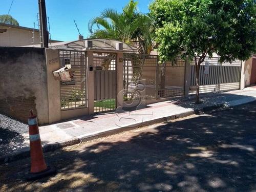 Imagem 1 de 20 de Casa Com 3 Dormitórios À Venda, 141 M² Por R$ 430.000,00 - Monte Belo - Londrina/pr - Ca0280