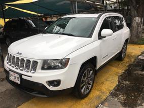 Jeep Compass 2.4 Limited Piel Q.cocos Gps Camara Reversa