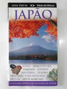 Livro Guia Visual Folha De Sao Paulo Japão