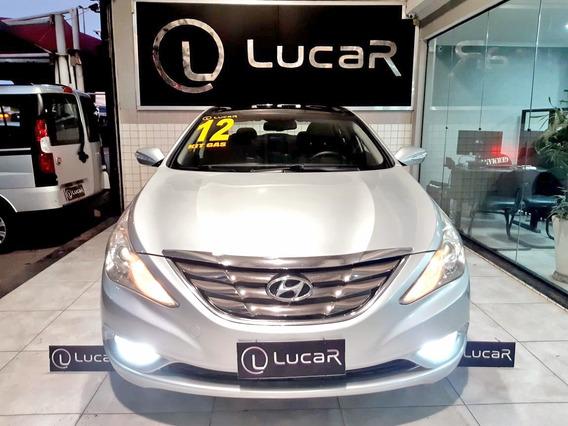 Hyundai Sonata 2012 2.4 16v Aut.