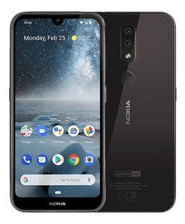 Nokia 4.2 32gb Cam Dual 13mp+2mp Android Ram3gb Octa Huella