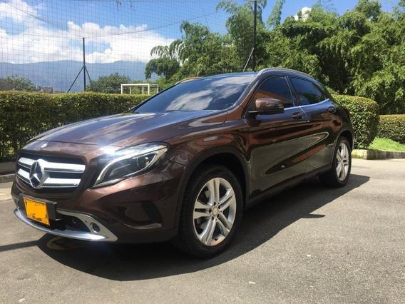 Mercedes Benz Gla 200 1.6l 154 Hp 2016