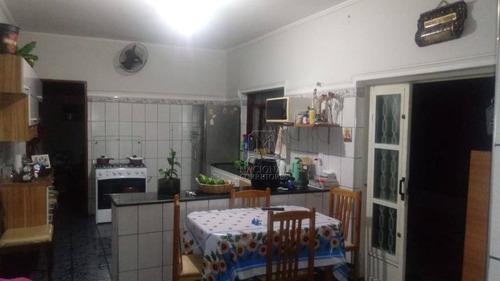 Chácara Residencial À Venda, Parque Campos Elíseos, Limeira. - Ch0009