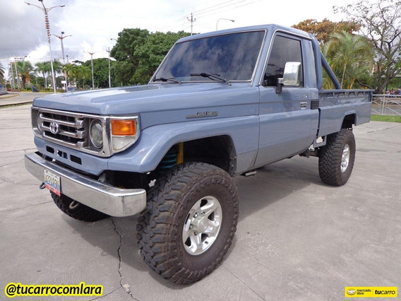 Toyota Macho Pick Up Land Cruiser Sincrónico