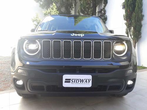 Jeep Renegade 1.8l Longitude  At6 2021precio Actual # 12