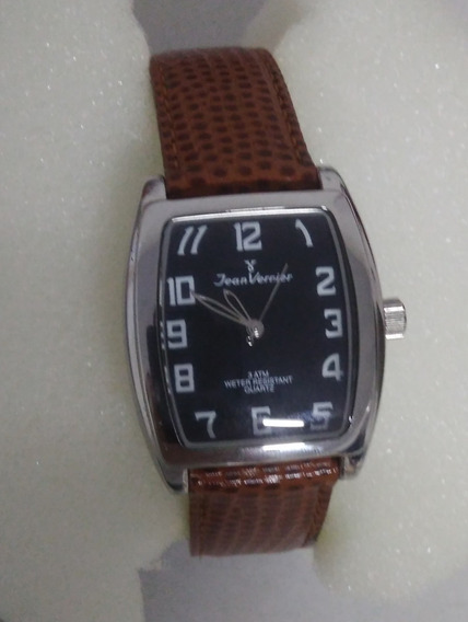 Relógio Feminino Jean Vernier Analógico