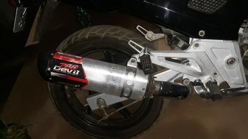 Imagem 1 de 5 de Honda Twister