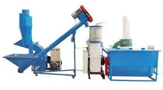 Planta Pelitizadora De Alimento 450kg -maquinasagricolas Cl