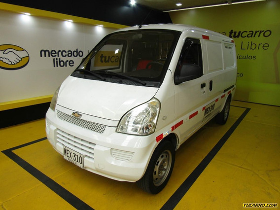 Chevrolet N300 Mt