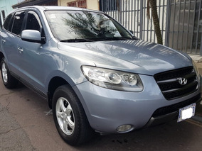 Hyundai Santa Fe 2008 Turbo Diesel Automatico Super Economic