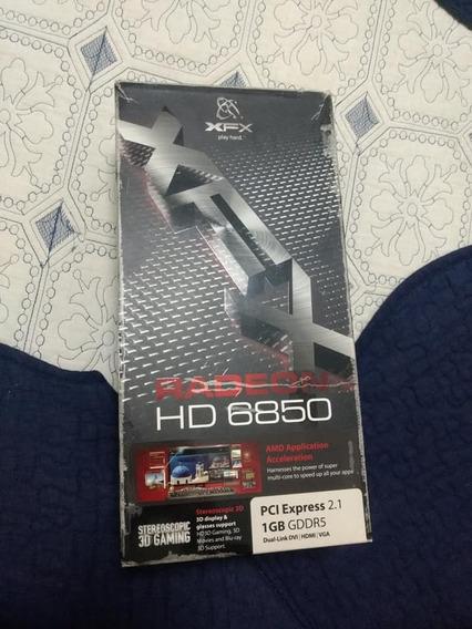 Placa De Video Radeon Hd 6850