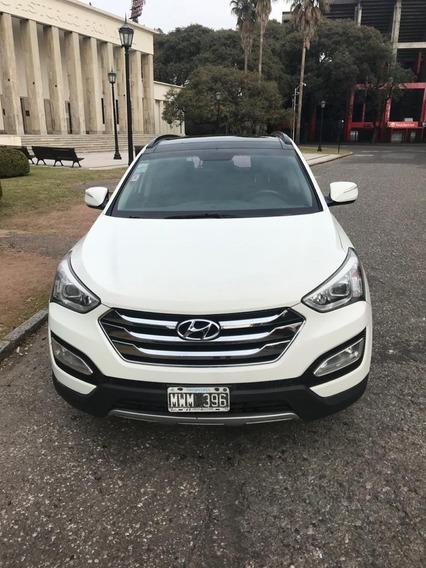 Hyundai Santa Fe 2013 120000 Km2.4 Gls Full Premium 7 As 4x4