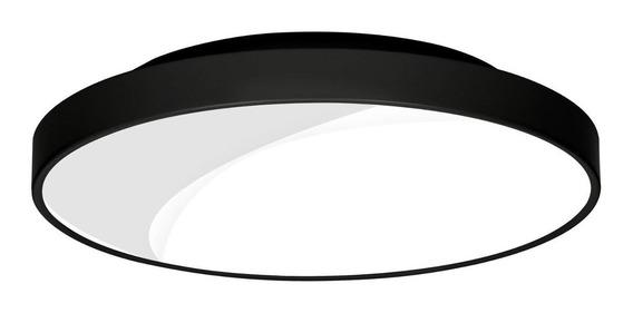 Plafon De Sobrepor Redondo Para 4 Lâmpadas Isadora Hf