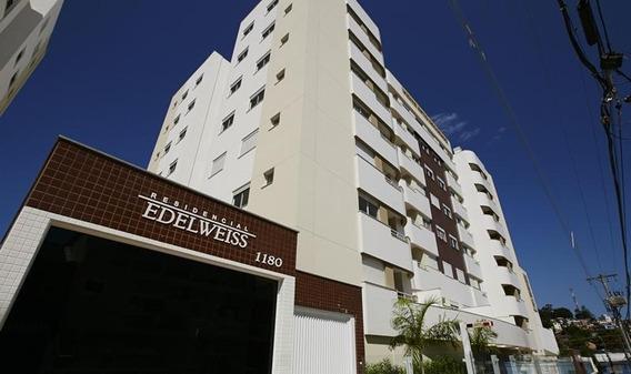 Apartamento Em Capoeiras, Florianópolis/sc De 85m² 3 Quartos À Venda Por R$ 398.000,00 - Ap187194