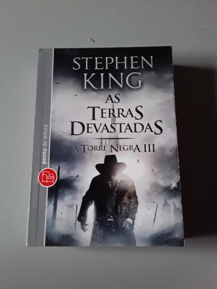 Livro As Terras Devastadas - A Torre Negra Iii Stephen King