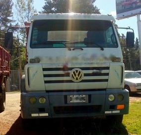 Volkswagen 17220 Año 2007 Con Volcadora
