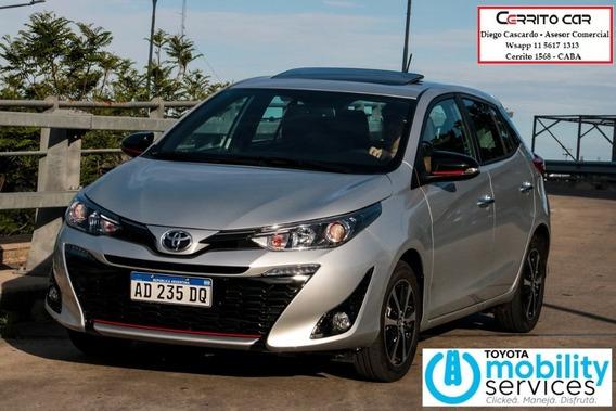 Toyota Yaris 1.5 107cv Xls Cvt 5p Congele Precio Ya!!!