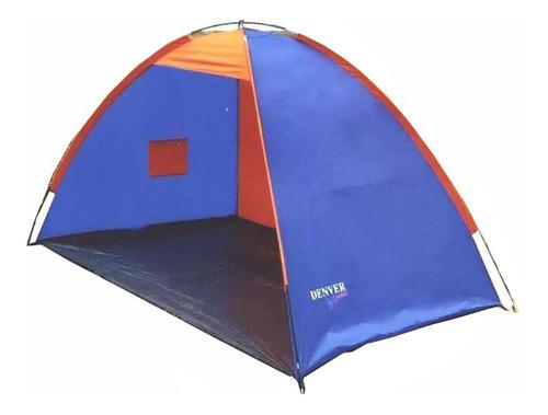 Imagen 1 de 4 de Carpa Playa Camping Con Piso Hg-90 220 X 200 X 120 Cuotas