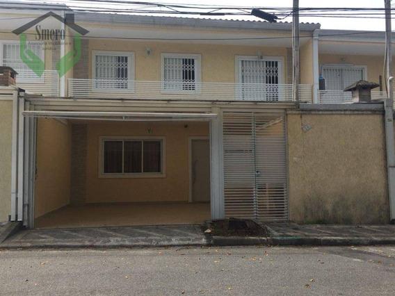 Sobrado À Venda, 100 M² Por R$ 460.000,00 - Rio Pequeno - São Paulo/sp - So0923