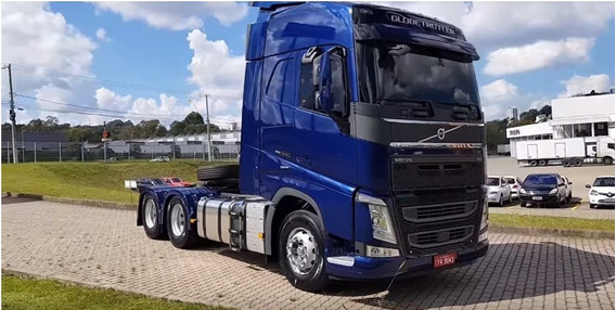 Volvo Fh 540 Globetrotter 6x4 2019
